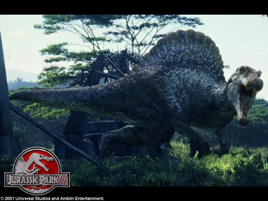 Les fonds d 39 crans jurassic park 3 dinonews - Film de dinosaure jurassic park ...