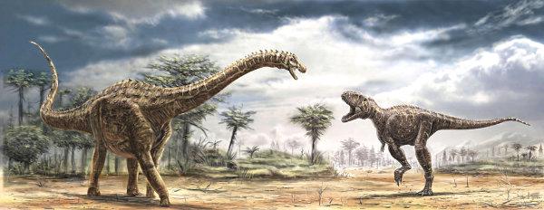 Ampelosaurus fiche du dinosaure - Liste des dinosaures carnivores ...