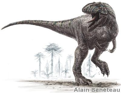 Paleowiki - Liste des dinosaures carnivores ...